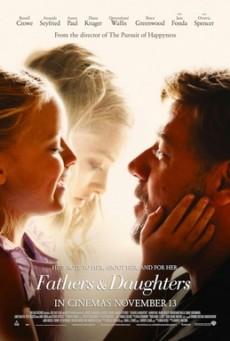 Fathers and Daughters (2015) สองหัวใจสายใยนิรันดร์